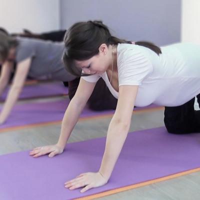 Yoga prénatal Samedi 11h30-12h30